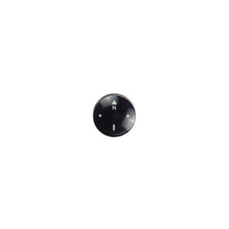 14mm Button Compass